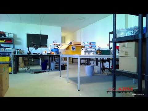 4K Überwachungskamera in Autofernbedienung getarnt mit SONY-Pinhole Linse