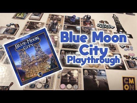 Good Luck, High Five Reviews Blue Moon City