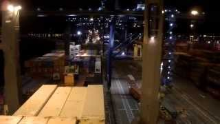 #05 Discharging Containers at 4am in Cartagena Colombia in August