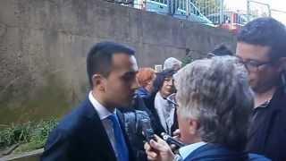 preview picture of video 'Luigi Di Maio a Trieste'