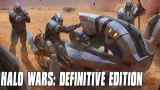 Heretic Leader! Human Rebel Allies - HALO WARS DEFINITIVE