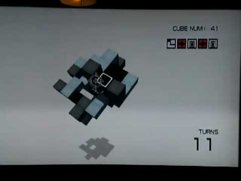 Art Style : CUBELLO Wii