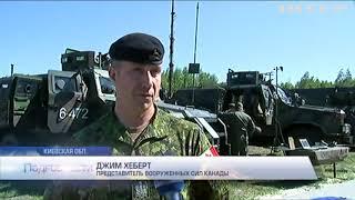 Под Киевом прошли учения Национальной гвардии Украины