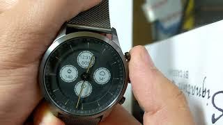 Skagen Jorn Hybrid Smartwatch, Day 2