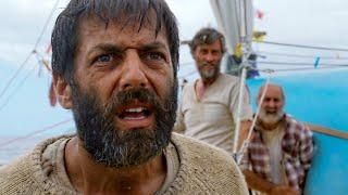 【穷电影】4人被困大海119天,虽然活了下来,却没人信他们的恐怖经历