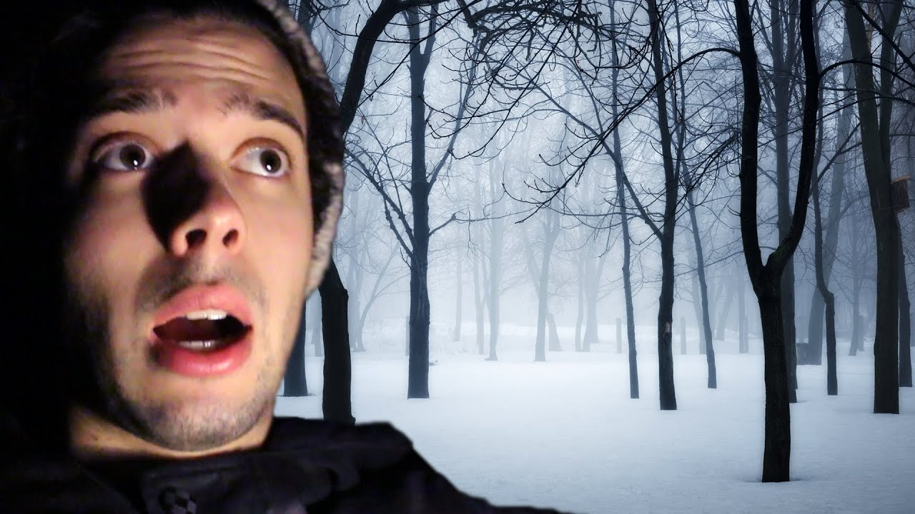 Extrovert Spends 24 Hours Alone In The Woods thumbnail