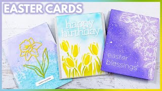 DIY Easter Cards | Easy Spring Craft Ideas