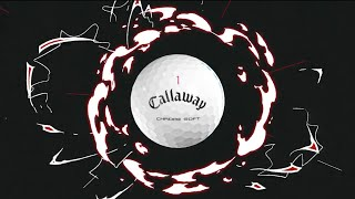 Chrome Soft Golf Balls-video