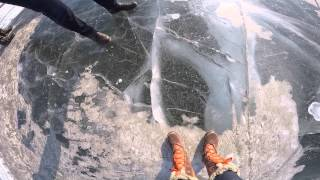 Video : China : Winter China trip - Beijing to the Harbin Ice Festival, 2015