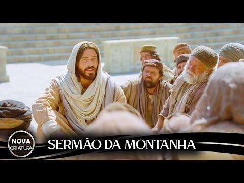 Sermo da montanha Jesus - Ensinamentos de Jesus e o sermo da montanha