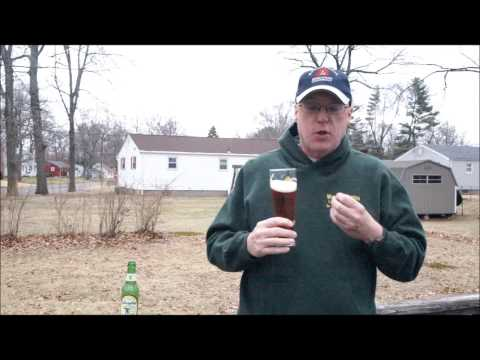 Beer Review -  Yeungling Lager