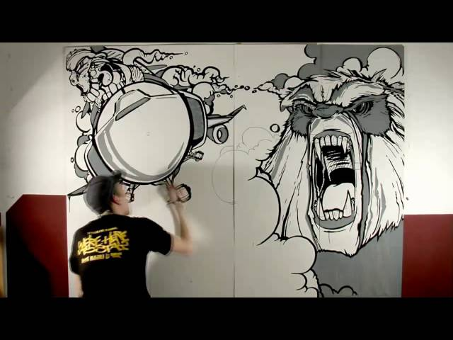How´n Nosm – The Punisher