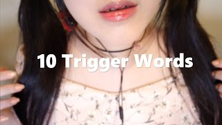 Download Video ASMR 10 Trigger Words & Hand Movements MP3 3GP MP4