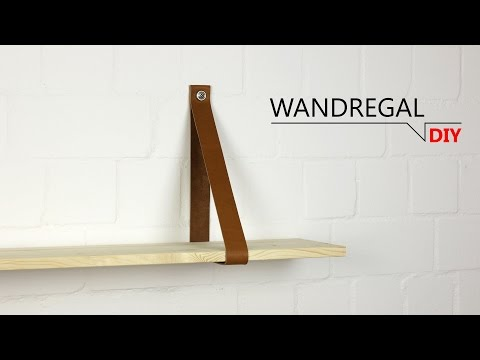 DIY - Wandregal nach Maß