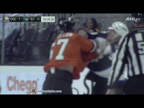 Jacob Middleton vs. Daniel Renouf