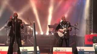 HOT CHOCOLATE  no doubt about it - Live Hamburg 9.8.14 HD
