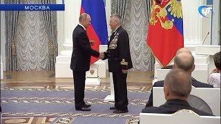 Директор КЮМа Николай Варухин вернулся из Москвы с вручения знака отличия «За наставничество»