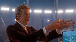 The Doctor Enters The TARDIS |The Husbands Of River Song | Doctor Who