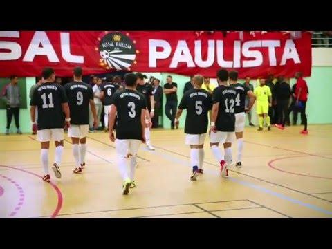 FUTSAL PAULISTA 4 - 2 TORCY FUTSAL EU