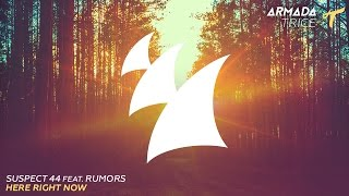 Suspect 44 feat. Rumors - Here Right Now (Radio Edit)