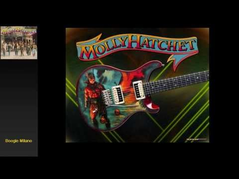 Molly Hatchet Fall of the Peacemakers with Lyrics on Screen