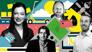 video:  How we made it: Top tips from four successful tech entrepreneurs