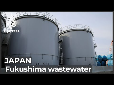 Japan to release contaminated Fukushima water into sea