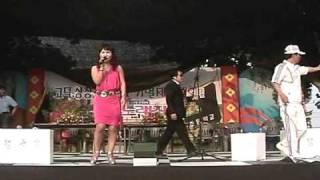 제 20회 고덕상장초교 체육대회중 노래자랑- No.5