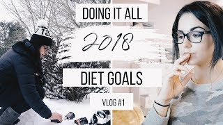 Success Habits + Achieving My Weight Loss Goals In 2018 | Work Life Balance