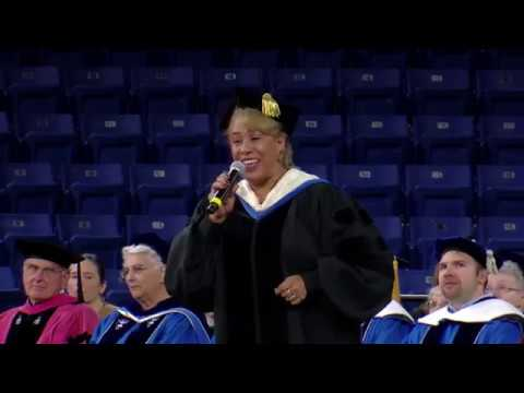 You Are Rivier - 83rd Commencement - Regina Shearer