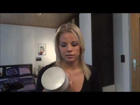 Wie Zimmermädchen die Maske für das Haar zu machen