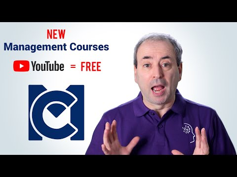 Introducing Management Courses - YouTube