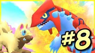 Rockruff  - (Pokémon) - Pixelmon Randomizer - LEGENDARY + ROCKRUFF!? (Minecraft Pokemon Mod) #8