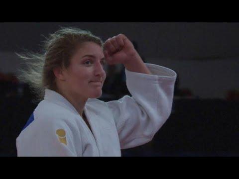 العرب اليوم - الجيدو: السلوفينية أندريا ليسكي تفوز بالميدالية الأكثر لمعانًا في جائزة مراكش الكبرى