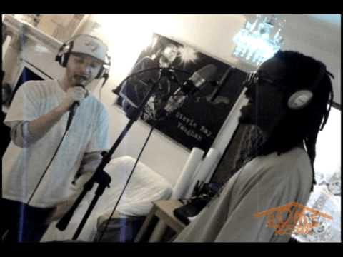 chuck Nyndees -  Day IV (See-Saw Style Kung Fu) ft. Grhymes [prod. Jay Dizla, Blaze Rakai]