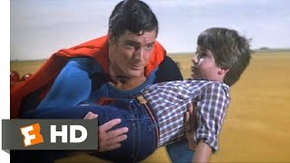 Superman III (2/10) Movie CLIP - Rescuing Ricky (1983) HD