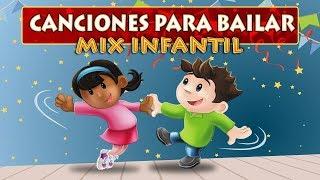 Canciones Infantiles de Fiestas, Música Infantil Para Bailar Mix 2019 Español lo mejor de lo mejor