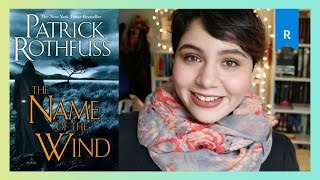 The Name Of The Wind by Patrick Rothfuss -  BOOK REVIEW