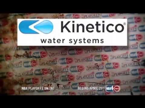 video:NBA Playoffs on TNT, Sponsored by Kinetico San Antonio