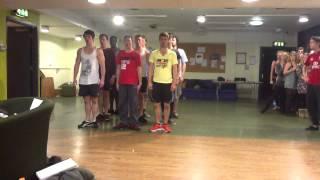 SMS Evita Rehearsals: 'Peron's Latest Flame'