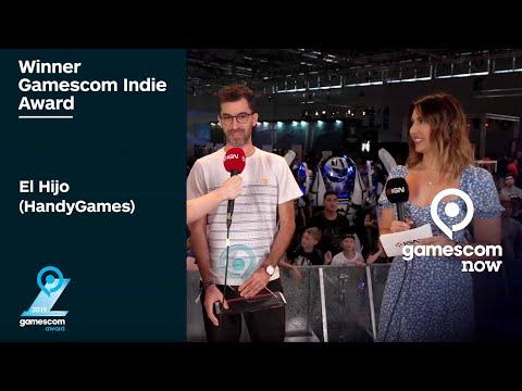 """Best Indie Game of gamescom 2019: """"El Hijo"""" - gamescom awards"""