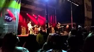 Arkells Buffalo NY Canalside Kiss Cam 6/11/15