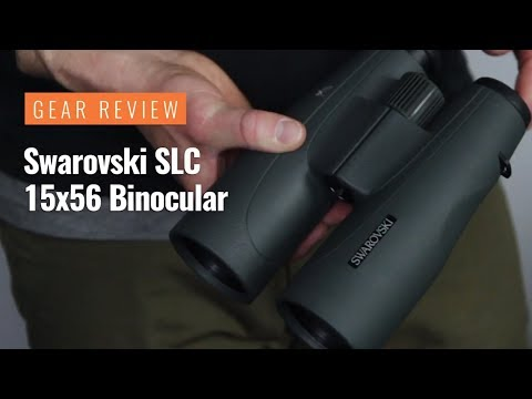 Gear Review: Swarovski SLC 15×56 Binocular