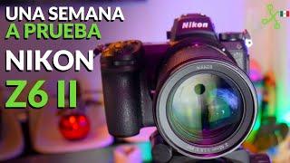 NIKON Z6 II experiencia de uso: una semana con la nueva cámara Full Frame que PRONTO será perfecta