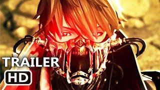 PS4 - Code Vein Official Trailer (RPG - 2018)