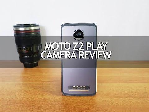 Moto Z2 Play Camera Review with Camera Samples