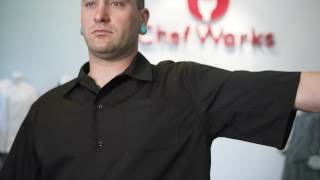 Cool Vent Cook Shirt CSCV Product Video