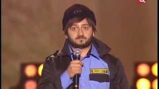 Миша Галустян  - Прием на службу в полицию.