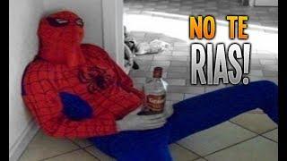 SI TE RÍES, PIERDES!! (777,7% IMPOSIBLE) Videos De Risa 2018🤭