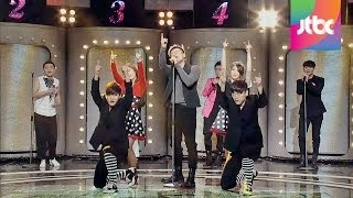 [미공개] 10회 박진영 (JYP) - '너뿐이야' (앵콜곡 ♬) - 히든싱어2 10회